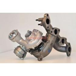 Turbo Hybride V.A.G. 2.0 TDI 140cv à Géométrie Pneumatique