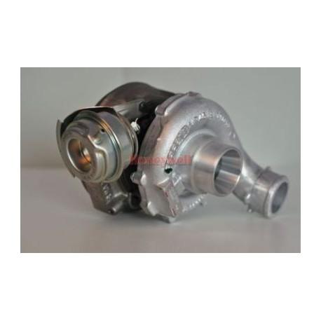 Turbo Hybride V.A.G. 2.5 V6 TDI 150-180cv à Géométrie Pneumatique