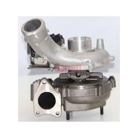 Turbo Hybride V.A.G. 3.0 V6 TDI 240cv