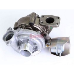 Turbo Hybride P.S.A. 1.6 HDI 110cv à Géométrie Pneumatique