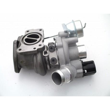 Turbo Hybride P.S.A. 1.6 THP