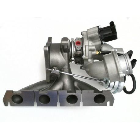 Turbo Hybride V.A.G. 2.0 TFSI 200cv