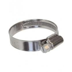 Collier de serrage Inox 70-90 mm