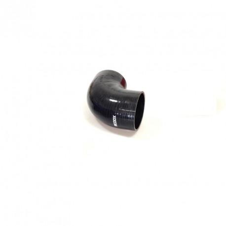 Coude silicone à 90° et diamètre intérieur 19 mm