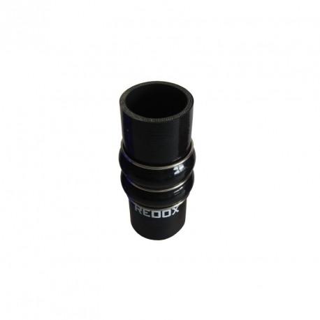 Raccord double absorbeur Longueur 150 mm et diamètre intérieur 76 mm