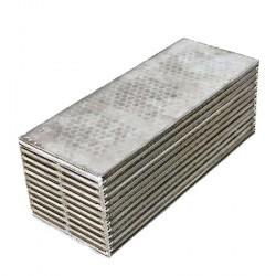 Faisceau d'échangeur air - eau 500 cv