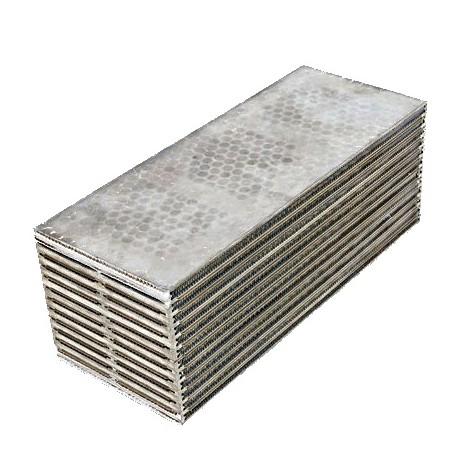 Echangeur air - eau 500 cv