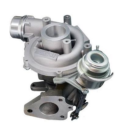 Turbo Hybride Renault CLIO 4 1.5 DCI 75/90 cv