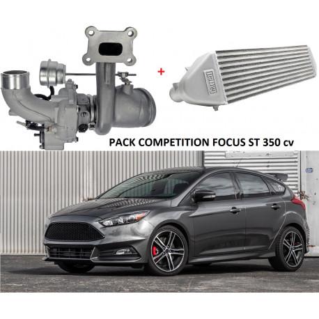 Pack Compétition 350 cv pour Ford FOCUS ST 2.0 2012+