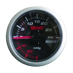Kit complet manomètre Ø 52 mm pour pression de turbo en PSI