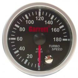 Kit compte-tour turbo avec afficheur type manomètre Ø 52 mm