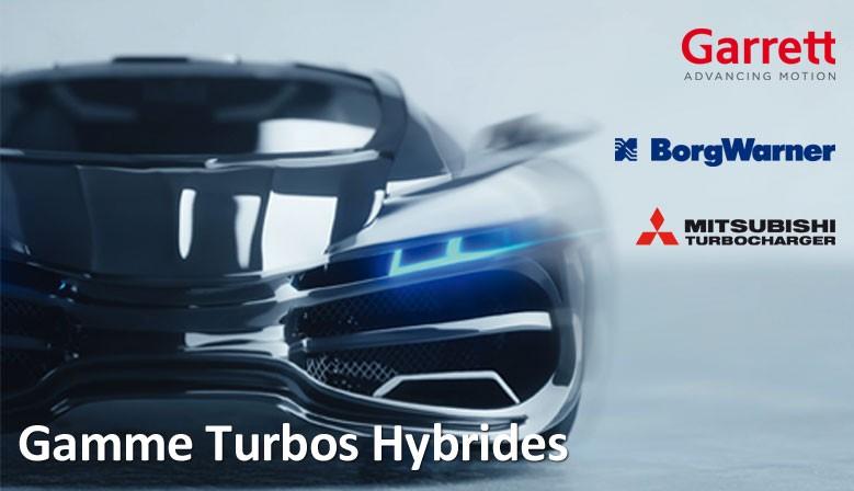Gamme Turbos Hybrides