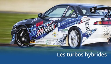 Les turbos hybrides